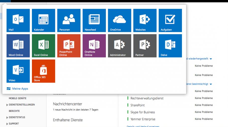 Office 365 Primäre E Mail Adresse ändern